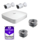 Kit video surveillance Dahua AHD 720P 2 cameras