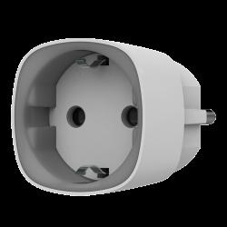 Alarm Ajax-Socket - intelligente Steckdose weiß