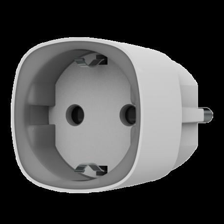 Alarme Ajax Socket - Prise intelligente blanche