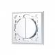 Trio2sys - Interrupteur mural EnOcean 2 boutons compatible Odace