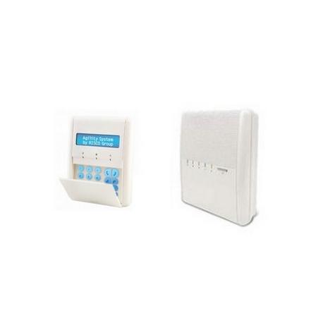 Agility Risco - Alarme IP détecteur caméra NFA2P