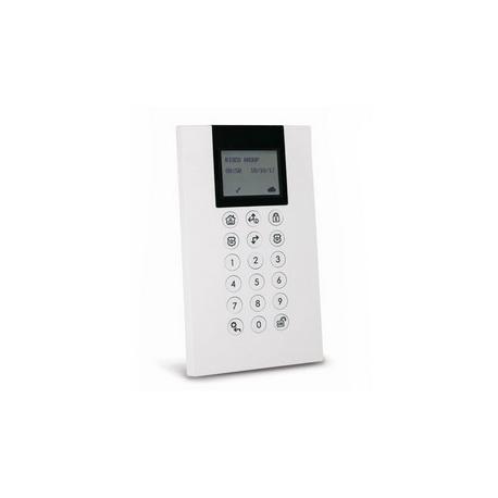Risco RP432KP0200A - Tastatur-alarm-Panda LCD verkabelt