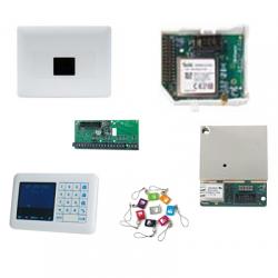 Visonic PowerMaster 33 EXP G2 - Central alarm PowerMaster 33 EXP IP / GSM with keypad