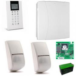 Risco alarm-LightSYS - Pack zentralen wired alarm