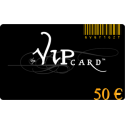 Gift card VIP with a value of 50€