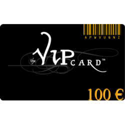 Gift card VIP for a value of€100