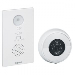 Legrand 094232 - Legrand Doorbell chime connected