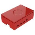 Enclosure, Raspberry Pi 4 Multicomp Pro red