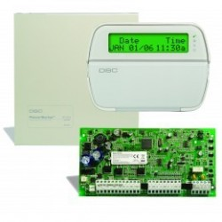Kit PC1616 DSC central alarm + keypad PK5500