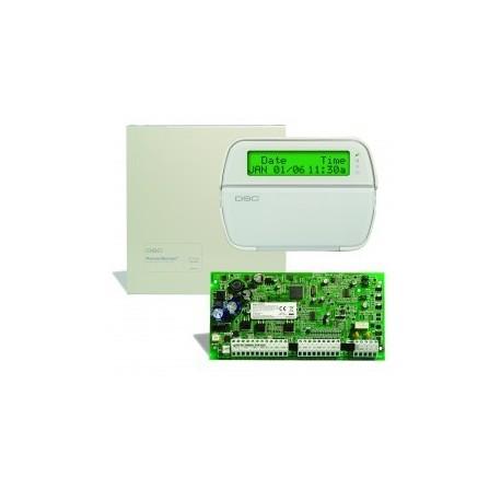 Kit PC1616 DSC central alarm + keypad PK5500