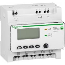 Schneider EER39000 - Compteur consommation énergie avec 5 tores