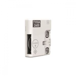 TYXIA 2600 - de la batería del Transmisor X3D de iluminación de 2 vías multipropósito
