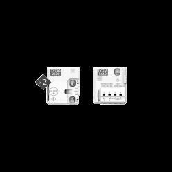 Delta Dore Pack TYXIA 511 - Créer un va et vient sans fil sans neutre