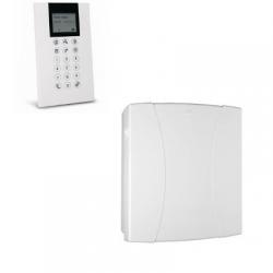 Centrale alarme filaire Risco LightSYS 2 avec clavier Panda