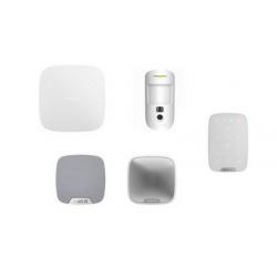 Ajax Kit HUB 2 MotionCam blanc