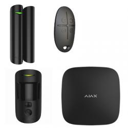 Ajax Starter KIT2-B - kit démarrage levée de doute vidéo noir