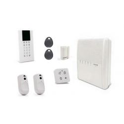 Agility 4 Risco - Risco Agility alarme sans fil IP/GSM détecteurs caméras