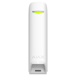 Ajax CURTAINPROTECT-W - Sensor de cortina blanca