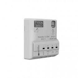 TYXIA 4940 - Receptor de iluminación dimmer riel DIN X3D