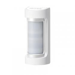 Optex VXS-RDAM blanc - Détecteur radio IR / Hyperfréqunce extérieur antimasque