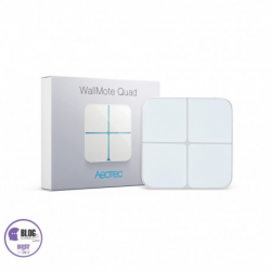 Aeotec ZW130 - WallMote Interrupteur sans fil Z-wave Plus