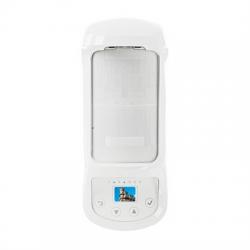 Paradox NVX80 - Détecteur de mouvement filaire double technologie anti-masque