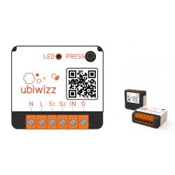 Ubiwizz module Enocean rolling shutter