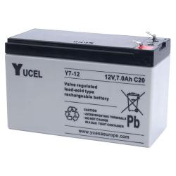 Yuasa SLA - Batterie 12V 7AH