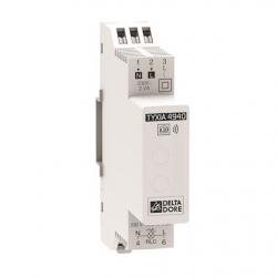 TYXIA 4940 - Récepteur éclairage variateur rail DIN X3D
