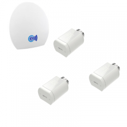 Energeasy Connect - Pack chauffage vanne thermostatique Somfy IO