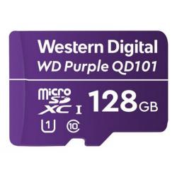 WD Purple WDD128G1P0C - Carte mémoire flash 128GO