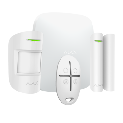 Alarme Ajax - Alarme Ajax Starter Kit HUB2 blanc IP / GSM