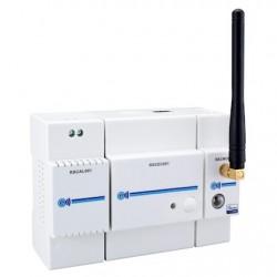 Energeasy Connect - Cuadro De Automatización Del Hogar En Riel Din Z-Wave