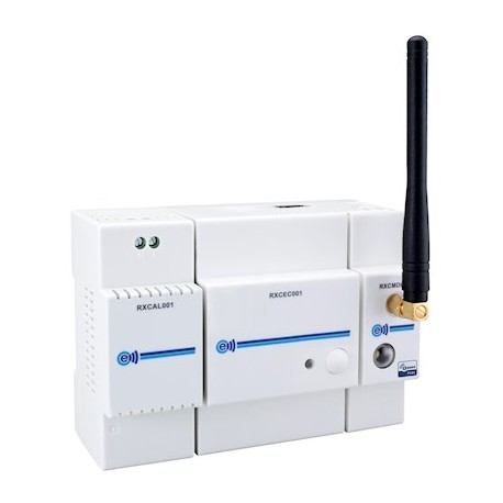 Energeasy Connect - Box Domotique Rail Din Z-Wave
