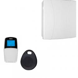 Risco alarm-LightSYS - Zentrale alarm kabelgebunden angeschlossen cavier leser