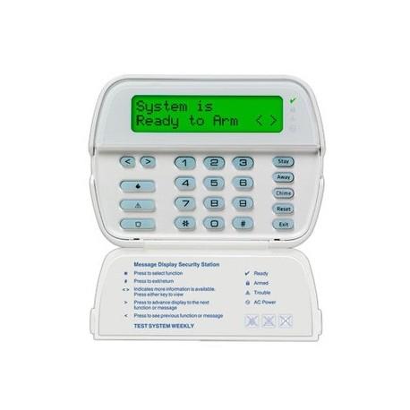 LCD keypad DSC PK5500