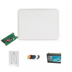 Honeywell Total Connect - Alarm house connected GSM/Wifi IP NFA2P