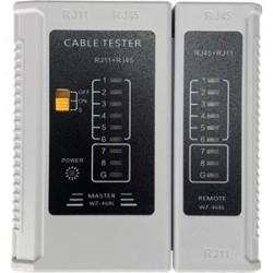 Testeurs câble RJ45