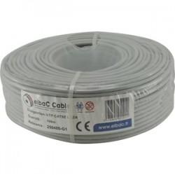 Câble RJ45 CAT5 couronne 100M