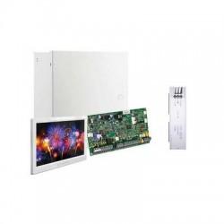 EVO192 - Pack centrale alarme 192 zones clavier tactile TM70 interface IP