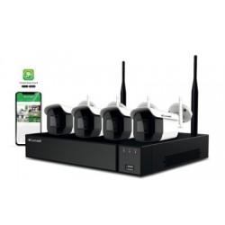 Comelit WIKIT040A - Pack del cctv di wifi