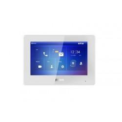 Dahua VTH5422HW - Moniteur vidéo IP 2 fils blanc