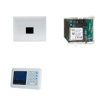 Alarm PowerMaster 33 EXP G2 - Central alarm PowerMaster 33 EXP IP with keyboard