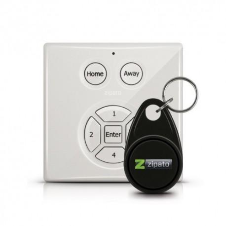 Zipato tastiera RFID e codici a Z-Wave