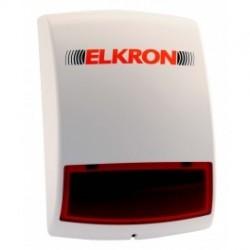 Elkron HP500 - Sirena de alarma al aire libre para la central UMP500