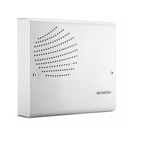 Siren alarm NFA2P inner Elkron HP375M with battery