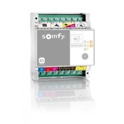 Somfy sensor power consumption joule effect