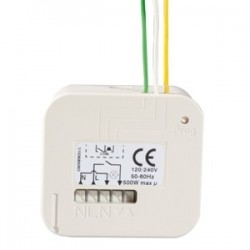 Somfy 2401161 - Micro receptor de iluminación RTS
