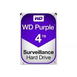 "Disque dur Purple - Western Digital 4To 5400 tr/m 3,5"""