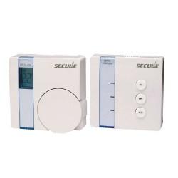 SECURE SRT322 - Thermostat SRT321 + Actionneur SSR303 Z-Wave